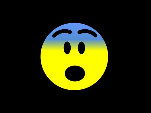 emoji,išsigandęs,šypsenėlė,išraiška,baimė,nuotaika,sukrėstas,išsigandęs,išgąsdinti,siurprizas