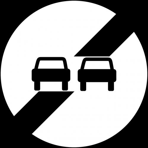 lenktynių pabaiga,kelio zenklas,ženklas,reguliavimo ženklas,kelio ženklas,kelio ženklas,eismas,kelio ženklas,eismo ženklas,nera langais,nemokama vektorinė grafika