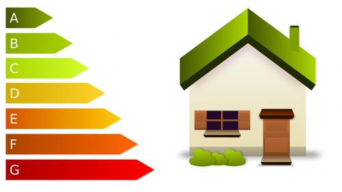 energijos vartojimo efektyvumas,energija,energijos klasė,namai,ekologija,aplinka,energijos taupymas,aplinkos apsauga,nemokama vektorinė grafika