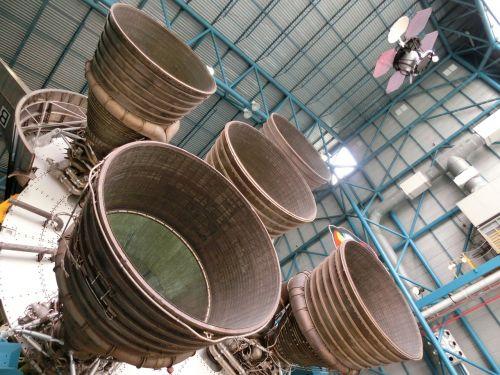 Variklis, Usa, Nasa, Apollo Programa, Raketa, Raketų Varomoji Jėga, Kosmoso Kelionės, Technologija, Erdvė, Aviacijos Ir Kosmoso Pramonė