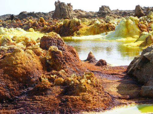 etiopija,Etiopijos dykuma,dykuma,dallolis,afrikietiškas kraštovaizdis,afrikietiška gamta,afrika,danakil dykuma