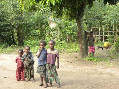 Etiopija,  Vaikai,  Skurdas