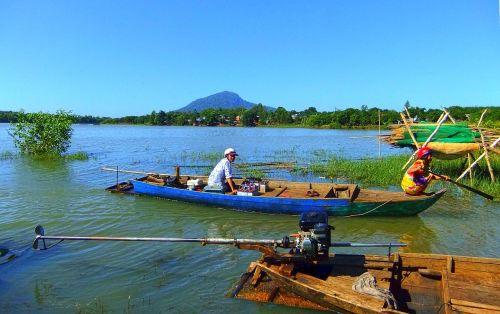 Kiekvieną Dieną, Upė, Buriavimas, Peizažas, Natūralus, Ms Rá, Vietnamas, Kelionė, Mėlynas Dangus