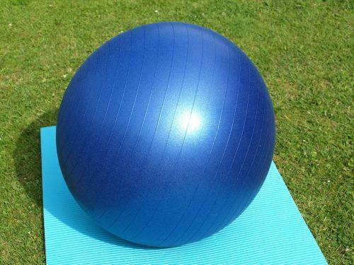 naudotis kamuoliu,didelis,mėlynas,gimnastika,joga,Sportas,fitnesas