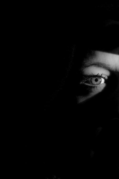 akis,tamsi,mįslingas,vakaras,kontrastas,grožis,galingas,naktis,tamsi ir lengvi