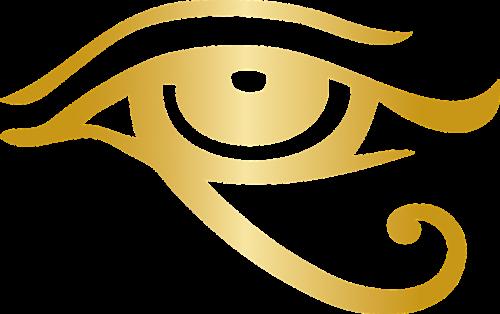 horo akis,Egiptas,senovės laikai,pharaonic,hieroglifai,mitologija,horas,dievas,nemokama vektorinė grafika