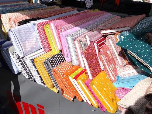 medžiaga, audinys rinka, apranga, siūti, Siuvimo mašina, sriegis, rankų darbo, ornamentu, užuolaidos, Galutinis pardavimas, modelis, spalva, Daiktai tekstūra, rankų darbo