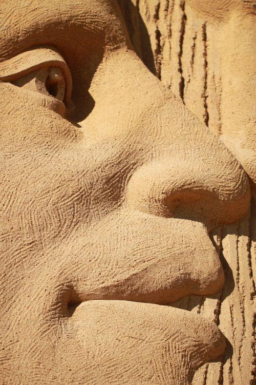 veidas,smėlis,skulptūra,smėlio skulptūra,meno kūriniai,denmark,festivalis,smėlio skulptūros,menininkai,trumpalaikis,menas,smėlio figūra