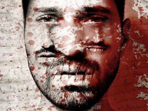 veidas,kraujas,emocijos,liūdesys,ašaros,šypsena,vyras,liūdnas,mirtis,portretas,atrodo,galva,liūdnas išvaizda