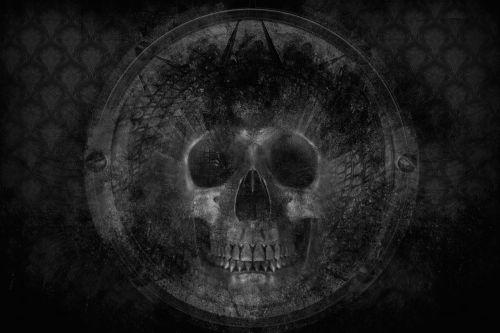 veidas, tamsa, kaukolė, abstraktus ugnies, tenebrosa, tamsi, teroras, be honoraro mokesčio