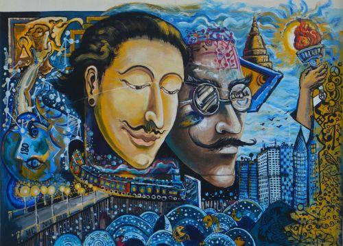 veidai,grafiti,sienų menas,dažyti,žmonės,stilius,galva,siena,miesto,miestas,atrodo,linksma,atsitiktinis,Patinas,miesto gatvėje,miesto gatvė,miesto miestas,šiuolaikiška,scena,šypsosi,ūsai,eksterjeras,kelionė,miesto siluetas,gyvenimas,dizainas,miesto vektorius,nuotrauka,dažymas