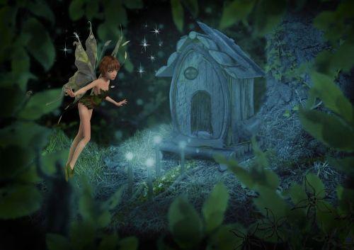 fėja,fantazija,miškas,jaunas,namas,šviesa,skristi,sparnai,pasaka,pasaka,istorija,mergaitė,vaikai,magija,portretas,pasaka,gamta,plaukai,žavus,mitas,Moteris,legenda,žalias,legendinis,mitinis,mediena,mažas