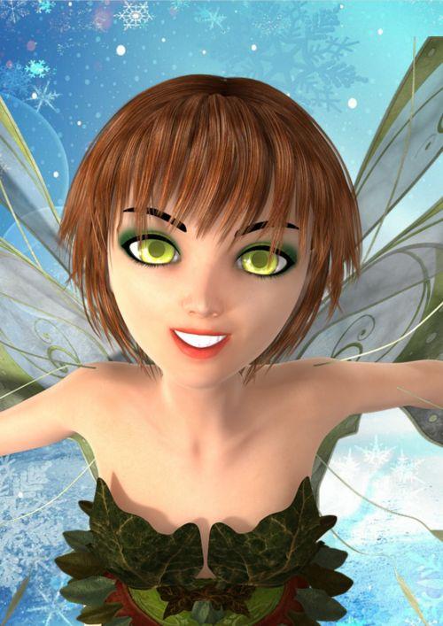 fantazija, fėja, vaikai, sušaldyta, ledas, fonas, pasaka, fėjos, šviesus, spalvinga, linksma, sparnai, graži, šypsena, šypsosi, laimingas, fantazijos pasaka
