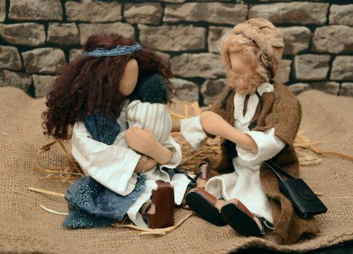 skaičiai,lėlės,bibliniai pasakojimai,Mary ir Josefas,Jėzaus gimimas,vaikas,Kalėdų istorija,Lukas,Bethlehem,krikščionių tikėjimas,Biblija,Jėzus Kristus,krikščionybė,Kalėdų laikas,Kūčios,šventa naktis,Kalėdų naktis,Evangelija,liukas 2,tyli naktis