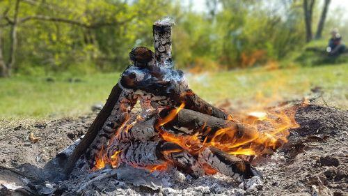 Ugnis,koster,Kebabas,vasara,malkos,karščiavimas,turizmas,liepsna,laužas,anglis,nudegimai,deginti,miškas
