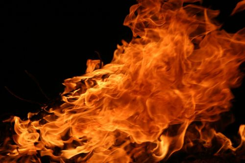 Ugnis,liepsna,deginti,šiluma,liepsna,tamsi,naktis,pragaras,karštas
