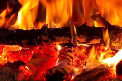 Ugnis, laužo, šilumos, liepsnos, laužas, karščio, deginti, mediena, San Chuanas, malkas sudeginti, karštas