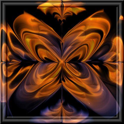 Kaleidoskopas, kaleidoskopinė, vaizdas, Ugnis, liepsna, simetriškas, gėlė, poveikis, šiluma, violetinė, juoda, fonas, 3d & nbsp, rėmelis, ugnies liepsna