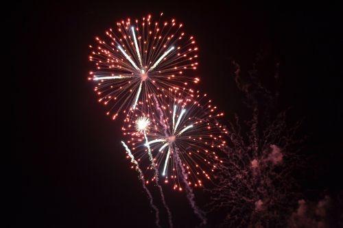 fejerverkai,šventė,Naujieji metai,sprogimas,petražolė,šventė,nepriklausomumas,laisvė,Liepos 4 d .