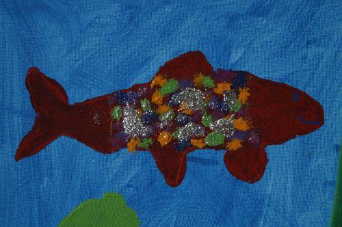 žuvis,piešimas,vaizdas,vaikų piešimas,akvarelė,vaikas,vaikai,povandeninis,dažyti,vanduo,dažytos,dažymas,menininkai,menas,spalva