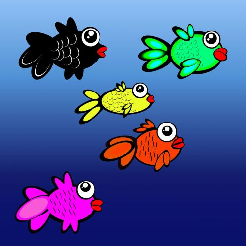 akvariumas,akvariumas,žuvis,rezervuaras,animacinis filmas,plaukti,juokinga,mielas