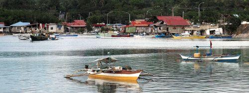Žvejų kaimelis,upė,valtys,nameliai,vanduo,jūra,nameliai,asija,kelionė,vaizdingas,kaimas,žvejyba,taikus,ramus