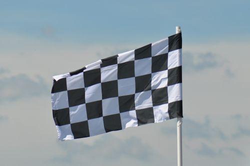 vėliava,lenktynės,Grand Prix,automobilis,lenktynių vėliava,lenktynės,kriauklė,kriauklė,formulė,laimėti,galas,baigti,greitai,varzybos,ralis,banga,keteros vėliava,variklis,Sportas,nugalėtojas,čempionas,čempionatas,greitis,lenktyninis automobilis,Lenktyninis automobilis,juoda,balta