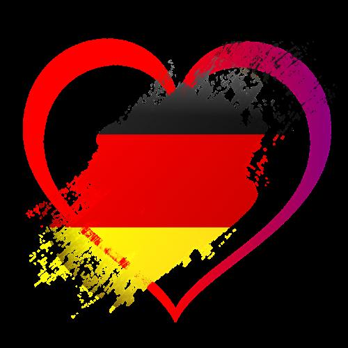 vėliava,širdis,meilė,Vokietija,tauta,valstybės vėliava,Vokietijos vėliava,koliažas,galia,valstybė,elementas,ornamentas,Photoshop,pasveikinimas,Kompiuterinė grafika,šventė,dizainas,grafika,skaidrus fonas,stilius