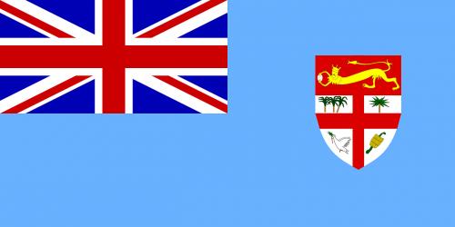 vėliava,Fidžis,salos,okeanija,melanėja,nacionalinis,mėlynas,ženminbi,dangaus mėlynumo,simbolika,Ramusis vandenynas,Fidžis,ginklų skydas,nemokama vektorinė grafika