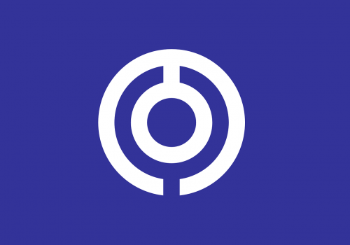vėliava,Ishigaki,Okinawa,Japonija,japanese,asian,apskritimai,nemokama vektorinė grafika
