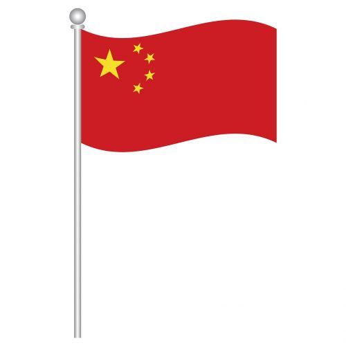 Kinijos vėliava,Kinijos vėliava,pasaulio vėliava,pasaulių vėliava,Šalis