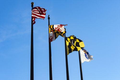 vėliavos,Maryland,baltimore,miesto