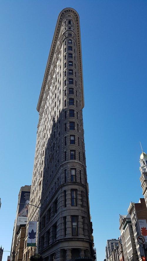 laidynė pastatas, Niujorkas, dangus, JAV, Lankytinos vietos, NYC, dangoraižis, atrakcija, Lankytinos vietos, įdomus, statyba, Skyline, Miestas, didelis obuolys, Geležinis, NY, Manhattan, Amerika, FLATRON pastatas, Jungtinė Amsterdamas, architektūra, Gatvės
