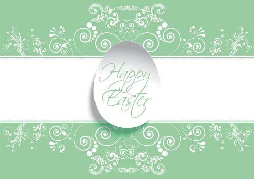 gėlių,Velykos,pavasaris,kiaušinis,Iškirpti,kartonas,balta,linksmų Velykų,teksto juosta,retas,fonas,žalias,švelnus