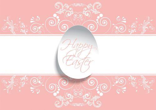 gėlių,Velykos,pavasaris,kiaušinis,Iškirpti,kartonas,balta,linksmų Velykų,teksto juosta,retas,fonas,persikas,švelnus
