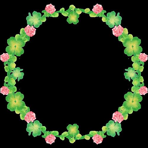 gėlių,dobilas,vainikas,korola,ornamentas