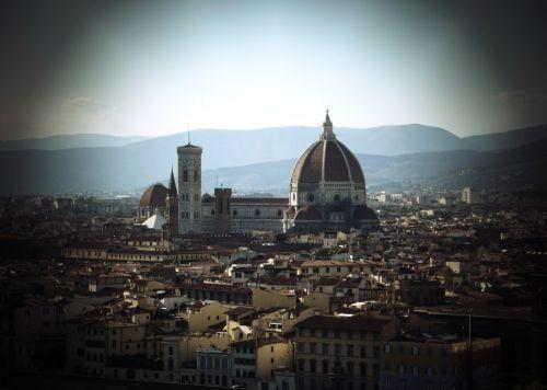 Florencija, italy, nepastebėti, Florencija