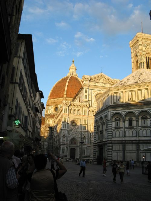 Florencija, italy, Duomo, Florencija italija