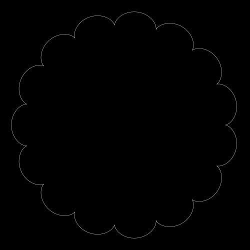 tapetai, fonas, gėlė, kontūrai, juoda, balta, piešimas, menas, simetriškas, žiedlapiai, gėlių kontūrai