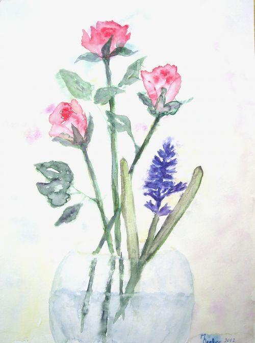 gėlės,puokštė,dažymas,vaizdas,menas,dažyti,spalva,meniškai,paveikslų tapyba,menininkai,kompozicija,kūrybiškumas,meno kūriniai,amatų,drobė,dailininkas,kilniai,grafinis,augalas