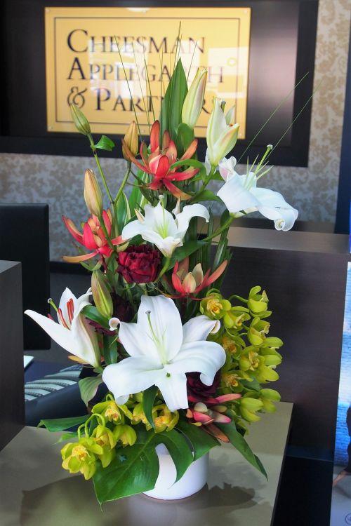 gėlės,išdėstymas,floristas