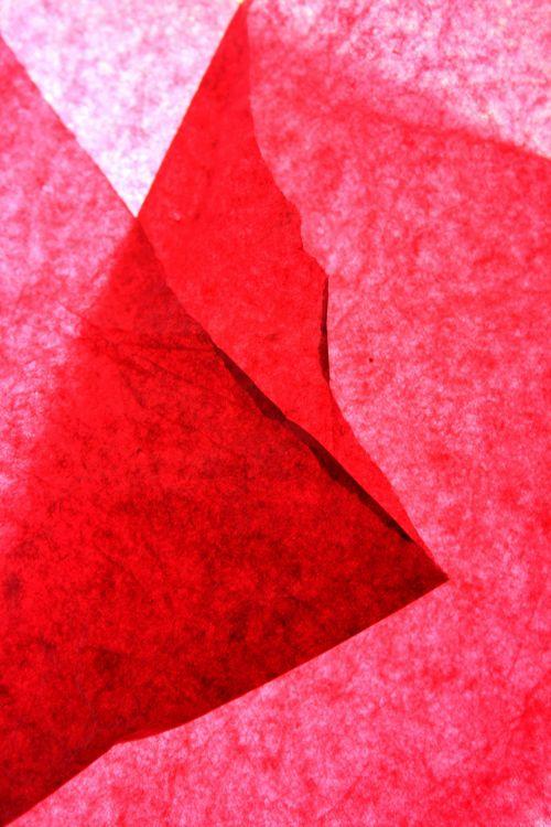 popierius, rožinis, sulankstytas, liuminescencinis, fonas, sulankstytas rausvos spalvos popieriaus fonas