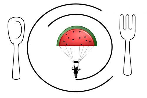 maisto dizaino vektorius,parašiutas,vaisių ant plokštelės vektoriaus,maistas,dizainas,butas,animacinis filmas,vyras,gabenimas,vaisiai,dengtas vaisius,dizaino idėjos maistui