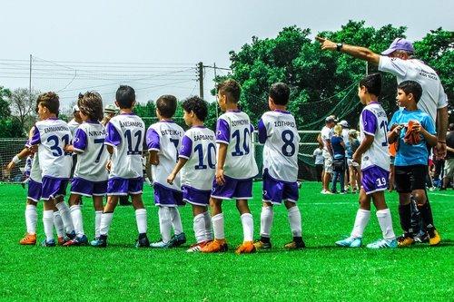 Futbolas, futbolo, futbolininkai, komanda, žaidimas, Sportas, varzybos, treneris, treneris, treniravimas