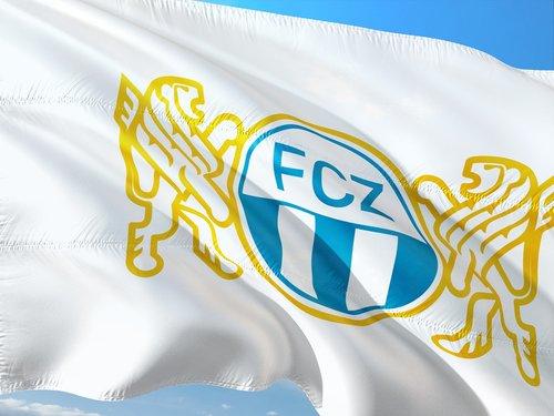 Futbolas, tarptautinis, Šveicarija, Raiffeisen Super League, vėliava, FC Zurich
