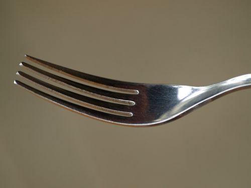 šakutė,stalo įrankiai,metalinis šakutė,valgyti,Uždaryti,veidrodis,makro