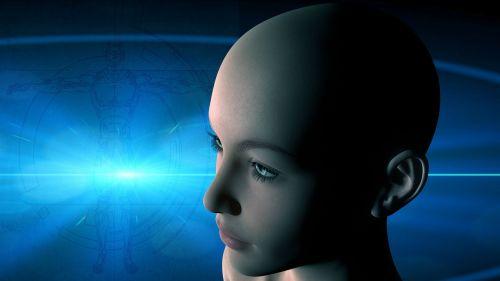 Persiųsti,moteris,mergaitė,veidas,dirbtinis,žmogus,skaitmeninis,dirbtinis intelektas,jaunas,moteriškumas,graži,technologija