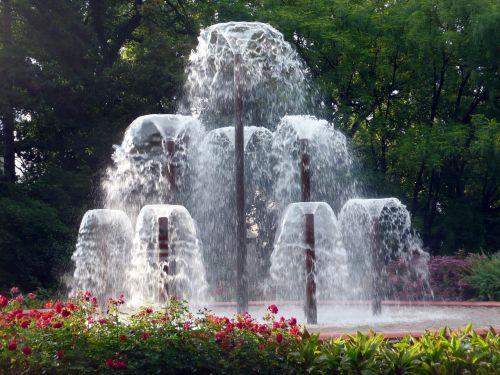 fontanas,fontanas fontanas,vanduo,blogas homburgas,parkas,švirkšti