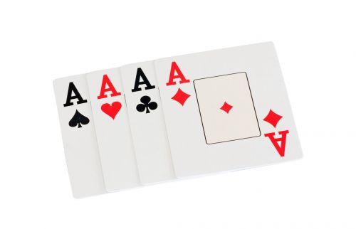 ace, tūzai, keturi, deimantai, širdis, klubai, lopai, raudona, juoda, kortelės, žaisti & nbsp, korteles, denio & nbsp, kortelės, izoliuotas, balta, fonas, keturios akys