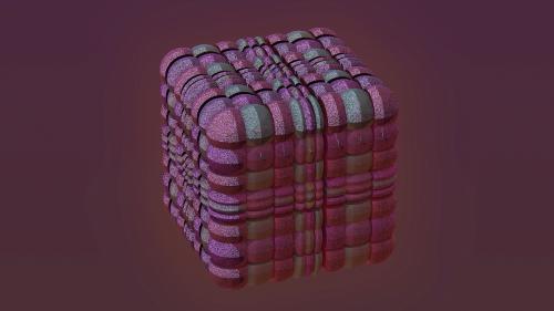 fraktalai,3d,mandelbulb